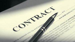 контракт в турции